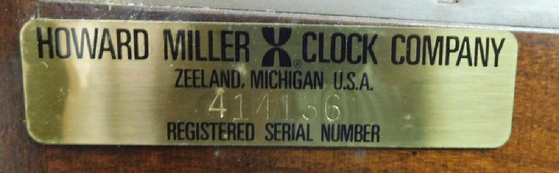 Howard Miller 3-Weight Grandfather Clock - 3