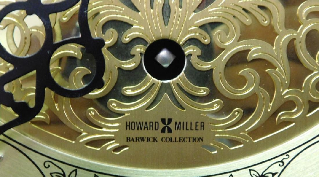 Howard Miller 3-Weight Grandfather Clock - 4