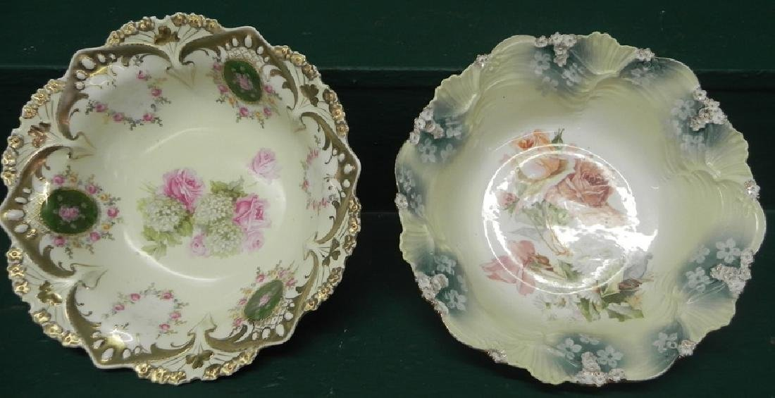 Two RS Prussia Bowls