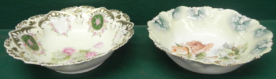 Two RS Prussia Bowls - 2