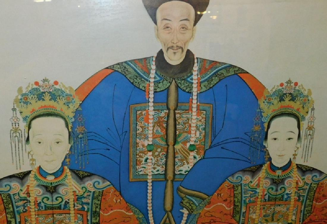 Framed Chinese Print - 2