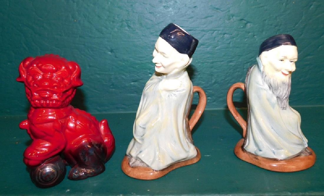 Collection 3 Royal Doulton Figures