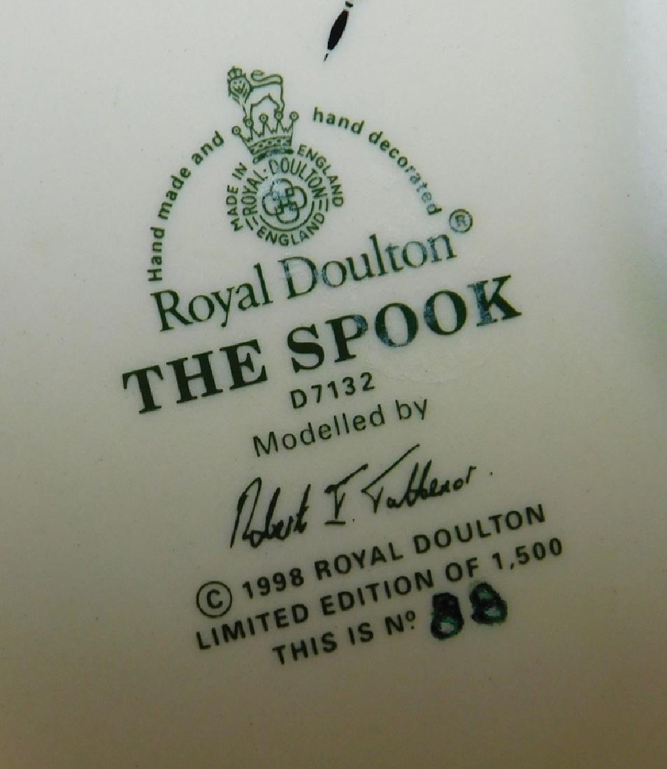 Collection 3 Royal Doulton Figures - 3