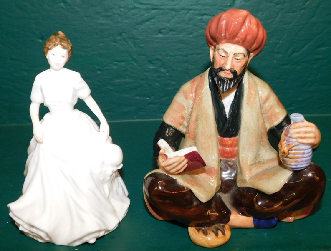 Collection 2 Royal Doulton Figurines