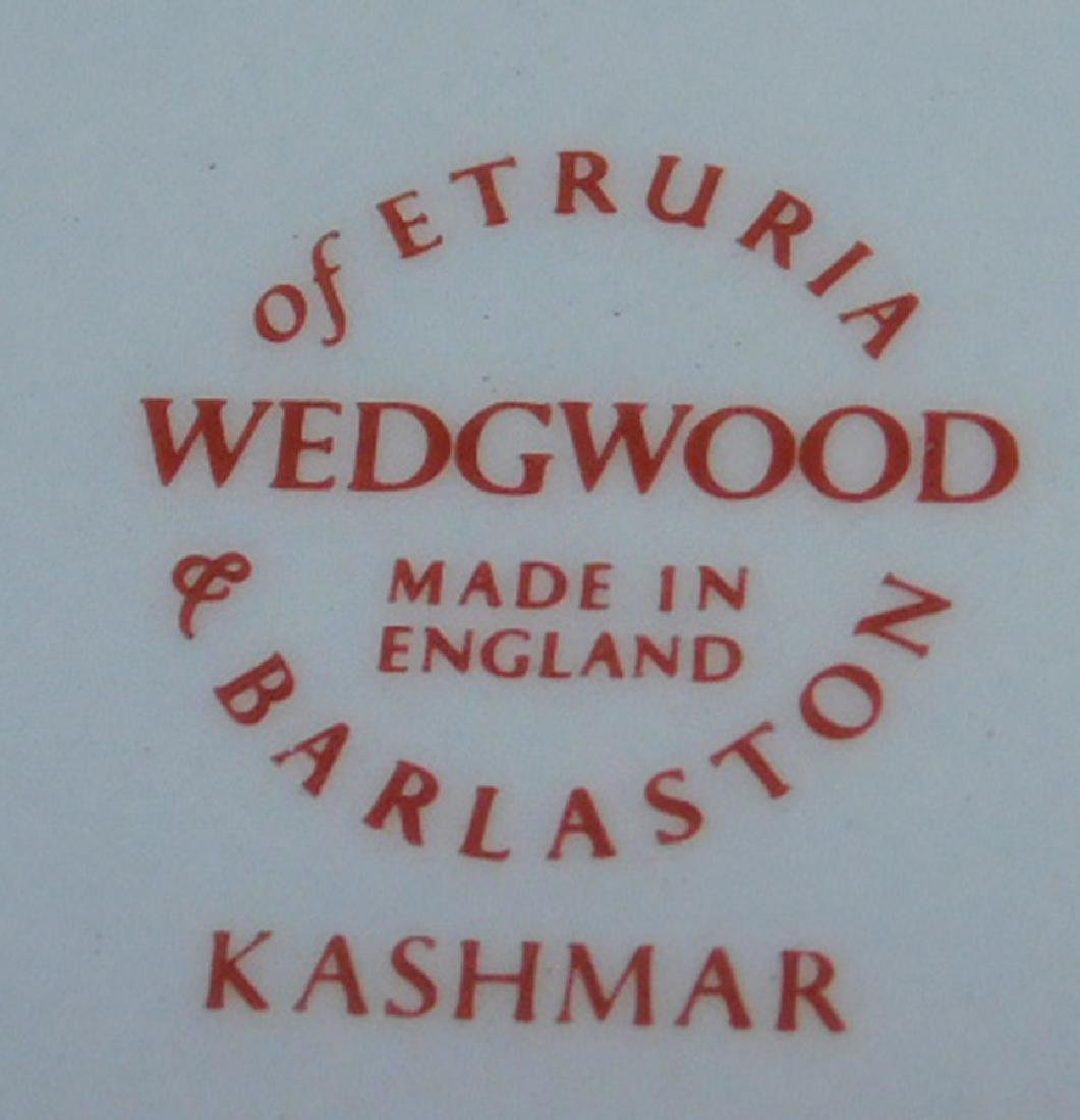 117 pcs. Kashmar pattern Wedgwood dinner set - 4