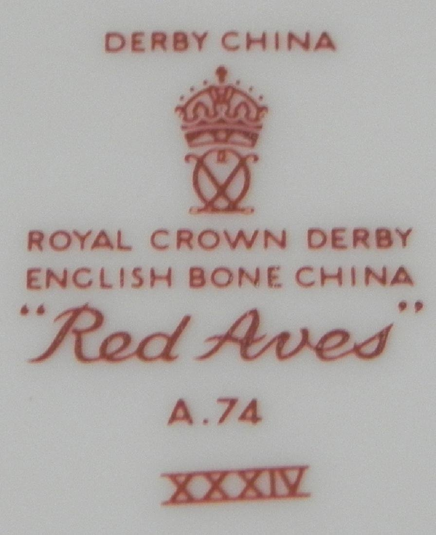 Royal Crown Derby tureen with underplate - 3