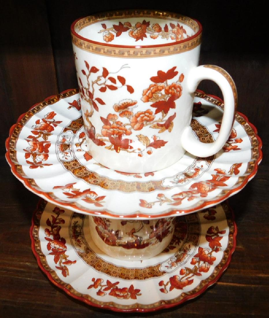 Spode Copeland Indian Tree tea set - 2