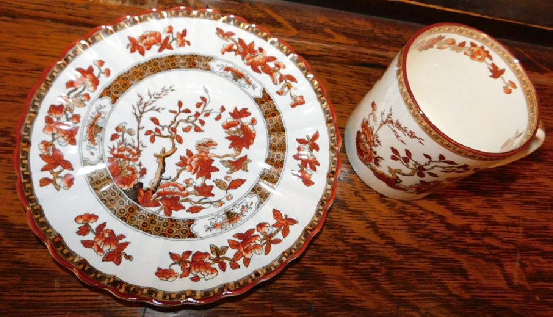 Spode Copeland Indian Tree tea set - 3