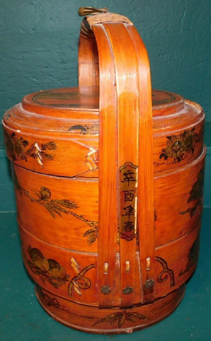 Chinese wedding basket - 2