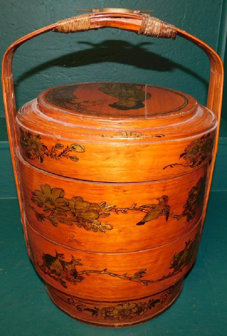Chinese wedding basket - 3