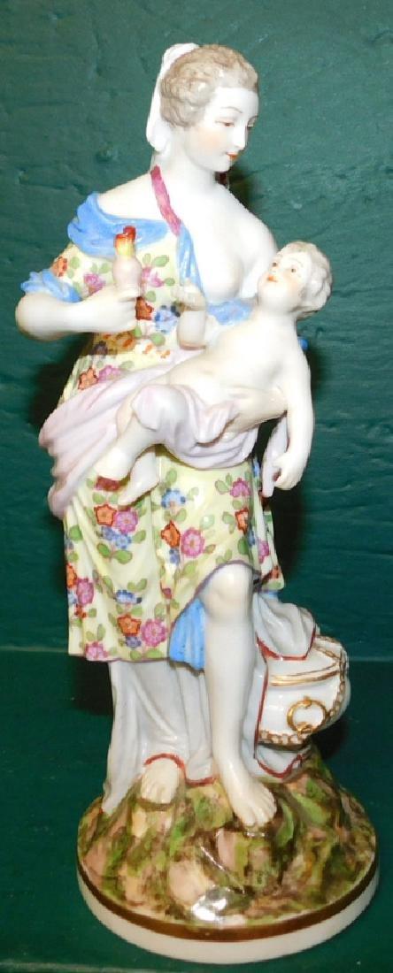 Royal Vienna porcelain figurine