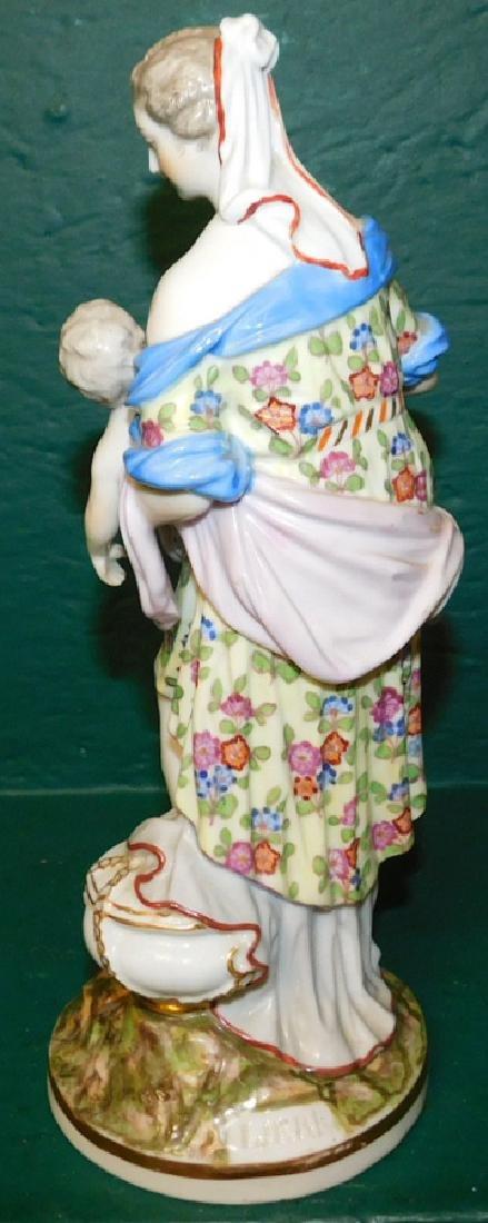 Royal Vienna porcelain figurine - 2