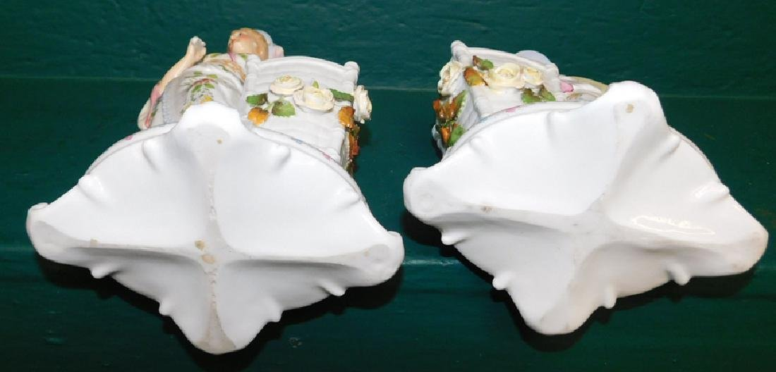 2 porcelain figures - 4