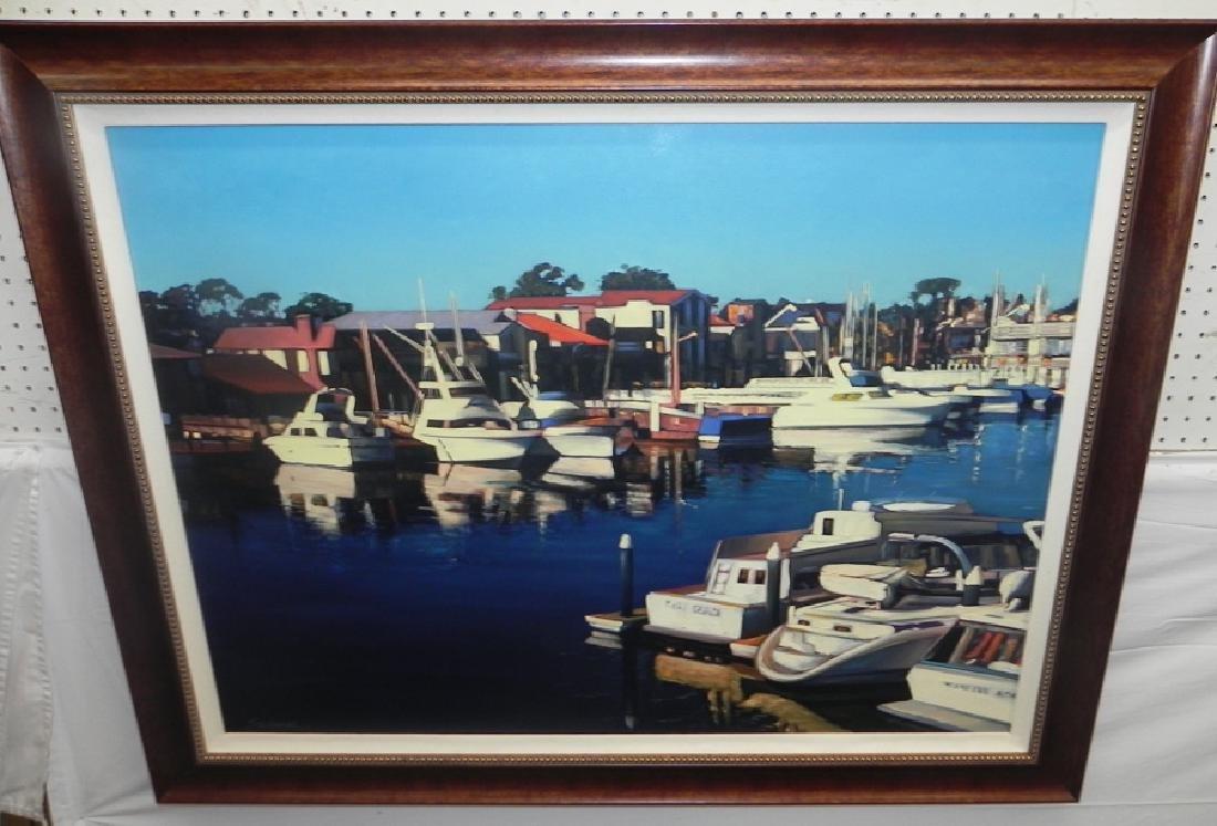 Modern painting or print by Swinn