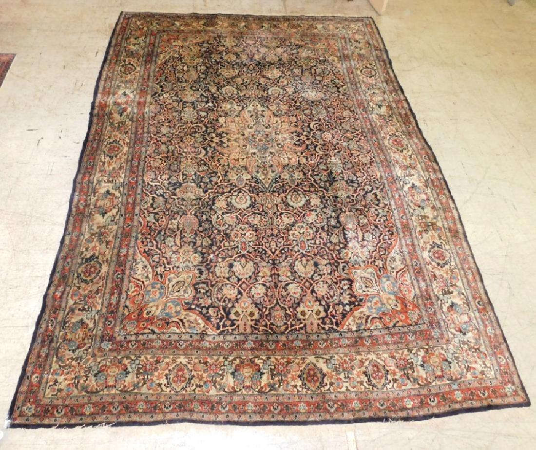 "8' 5""x 12' handmade Oriental rug"