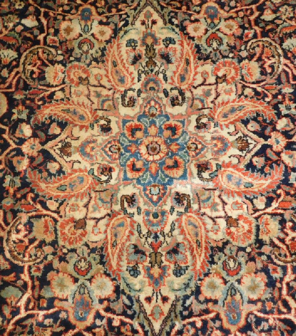 "8' 5""x 12' handmade Oriental rug - 2"