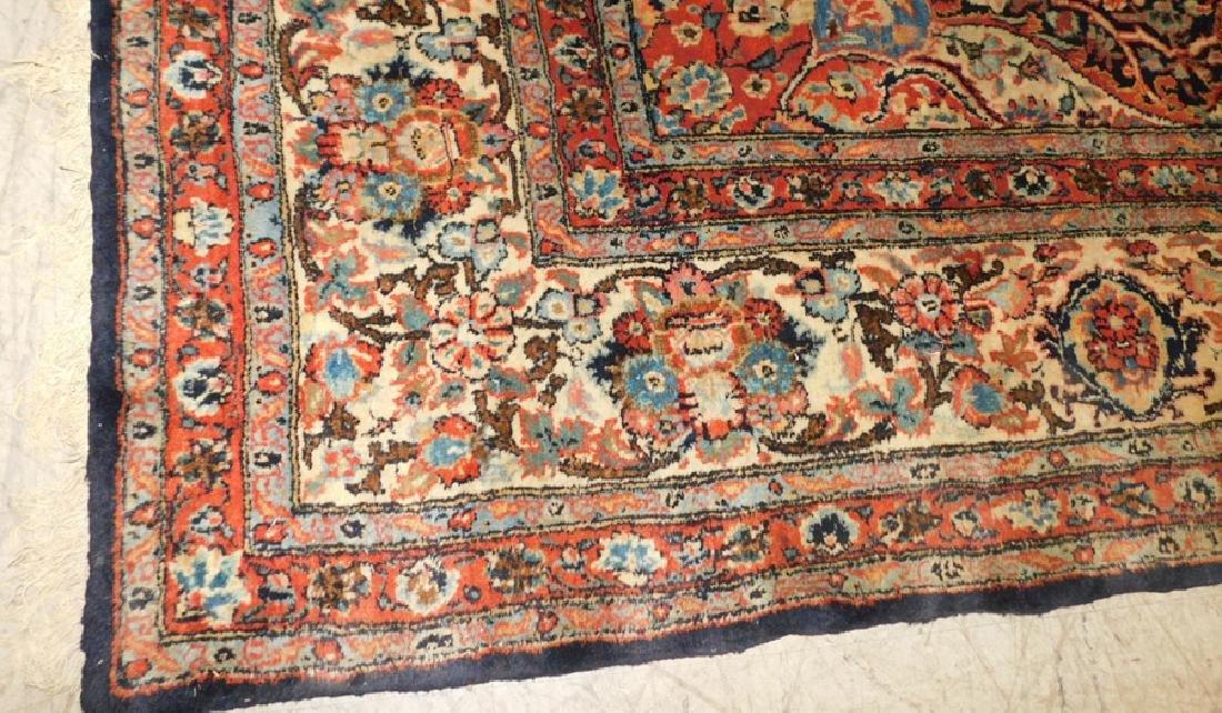 "8' 5""x 12' handmade Oriental rug - 3"