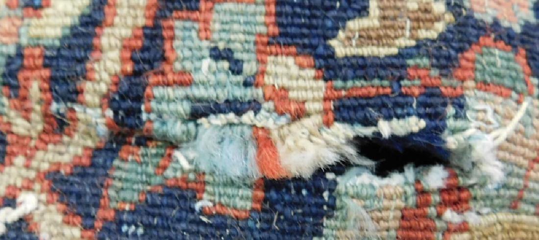 "8' 5""x 12' handmade Oriental rug - 5"