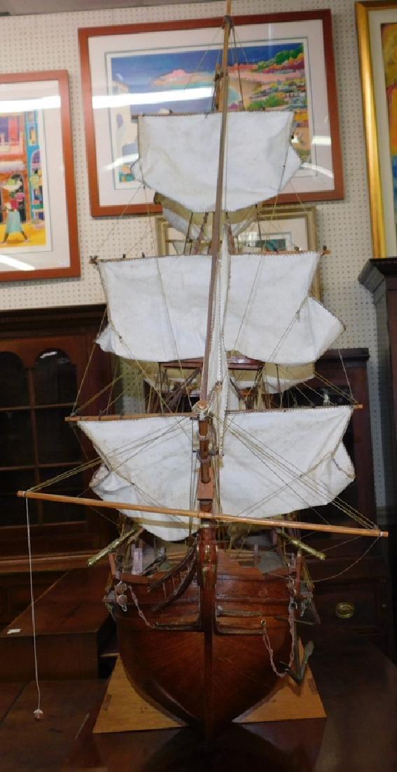 HMS Bounty Mariner's Wharf Houtbaai tall ship - 2