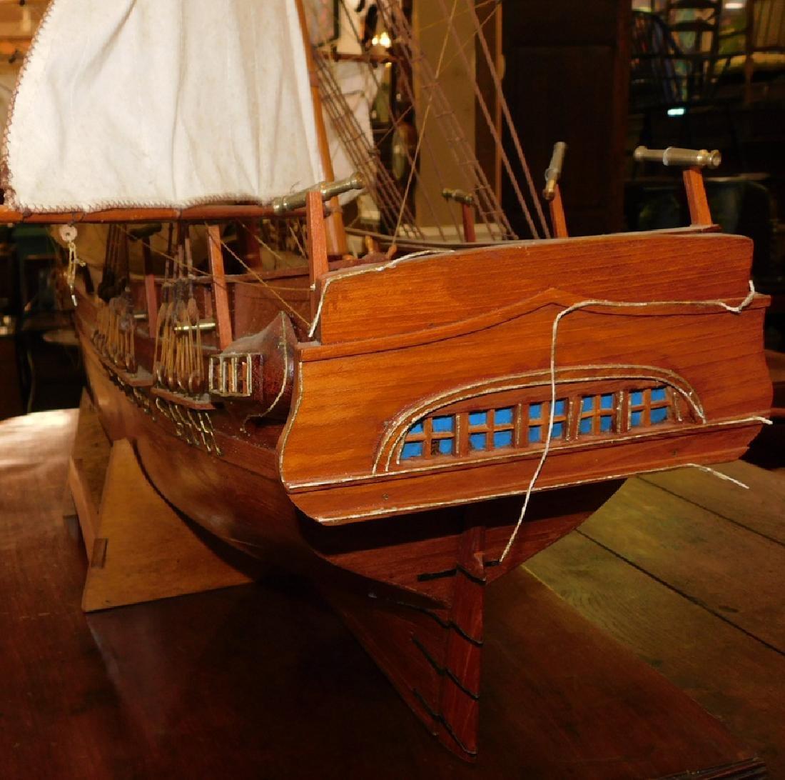 HMS Bounty Mariner's Wharf Houtbaai tall ship - 3