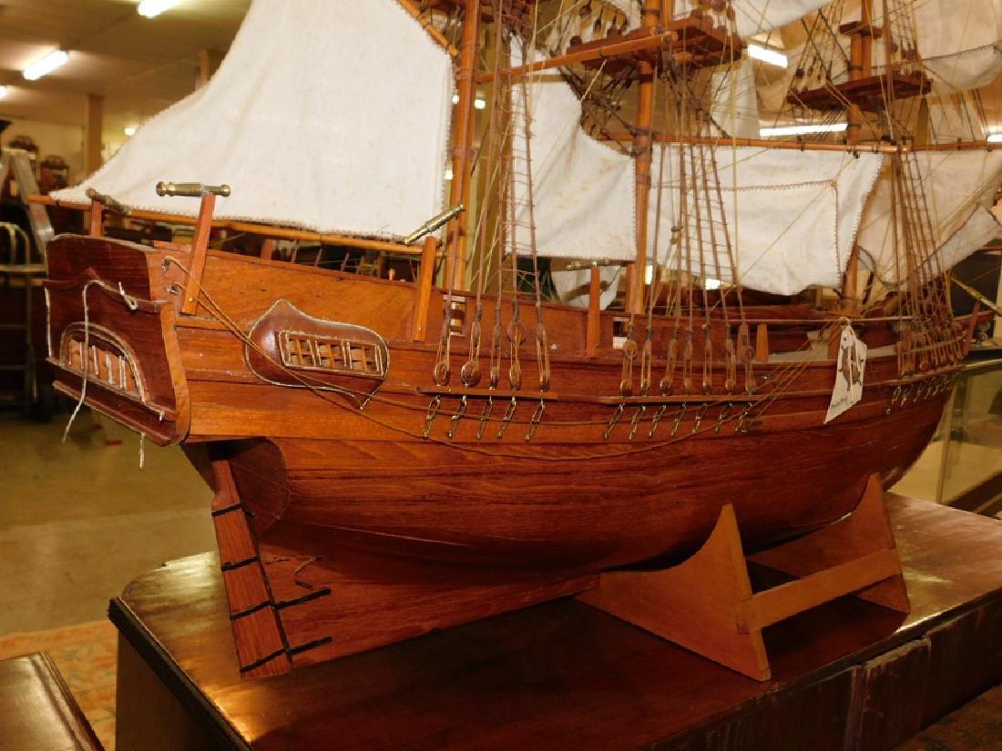 HMS Bounty Mariner's Wharf Houtbaai tall ship - 4