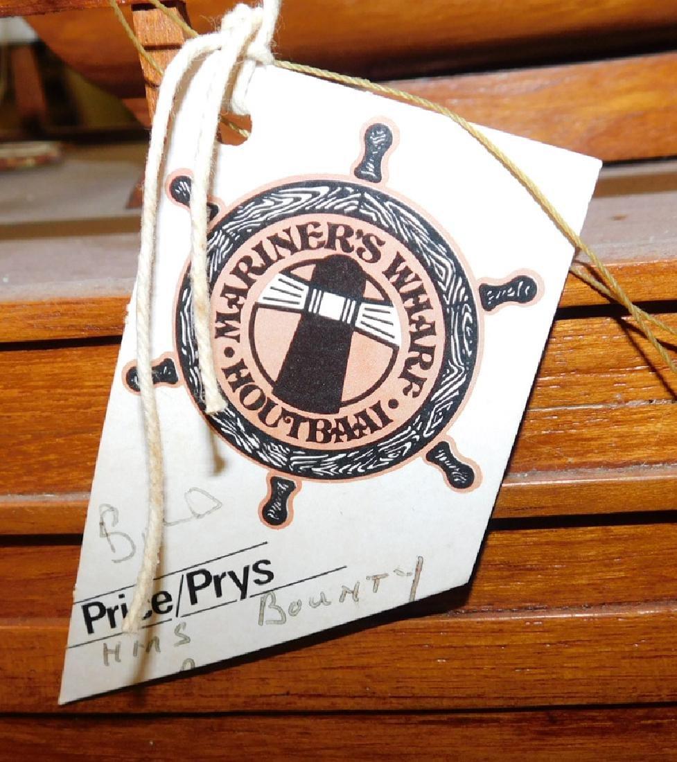 HMS Bounty Mariner's Wharf Houtbaai tall ship - 5