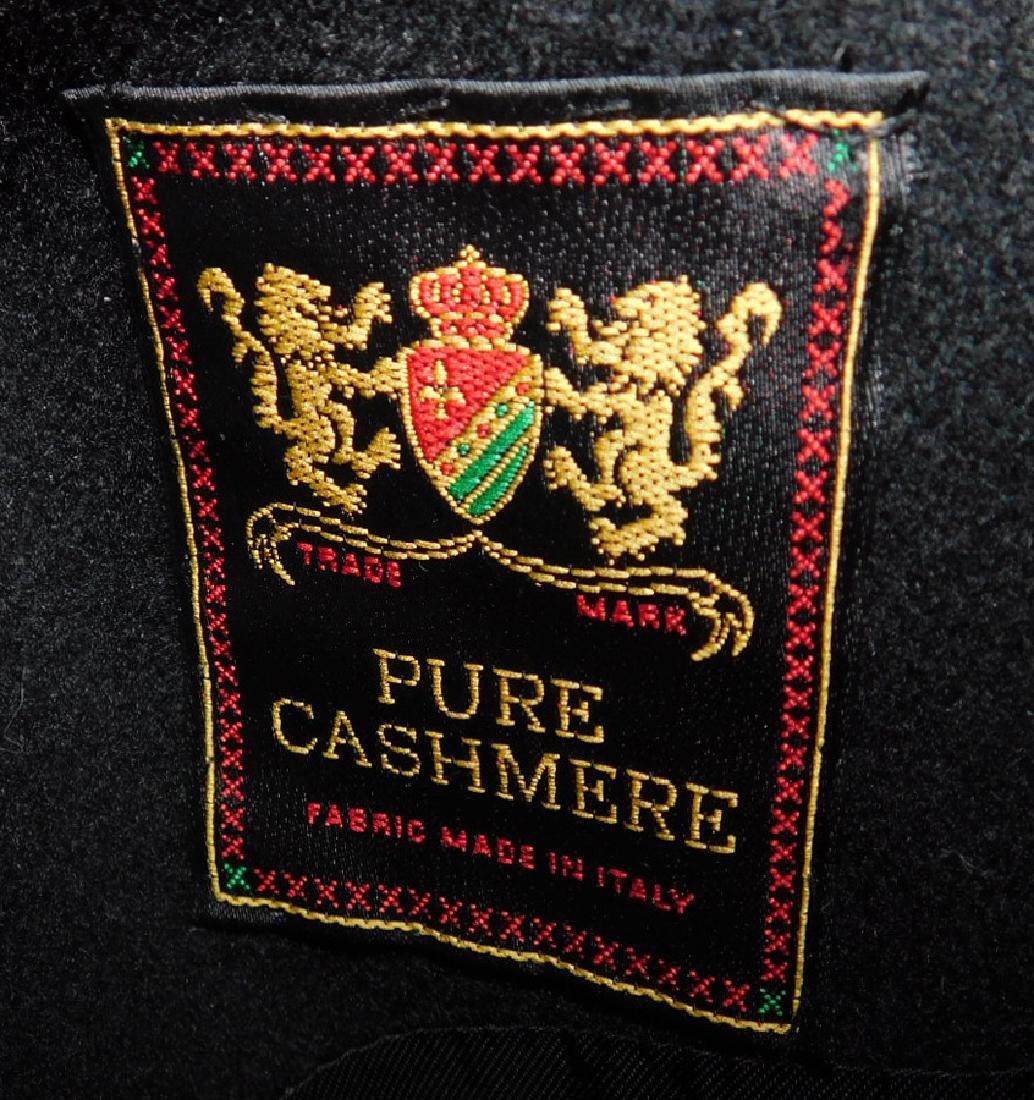 2 Guido De Medici cashmere dress coats - 3