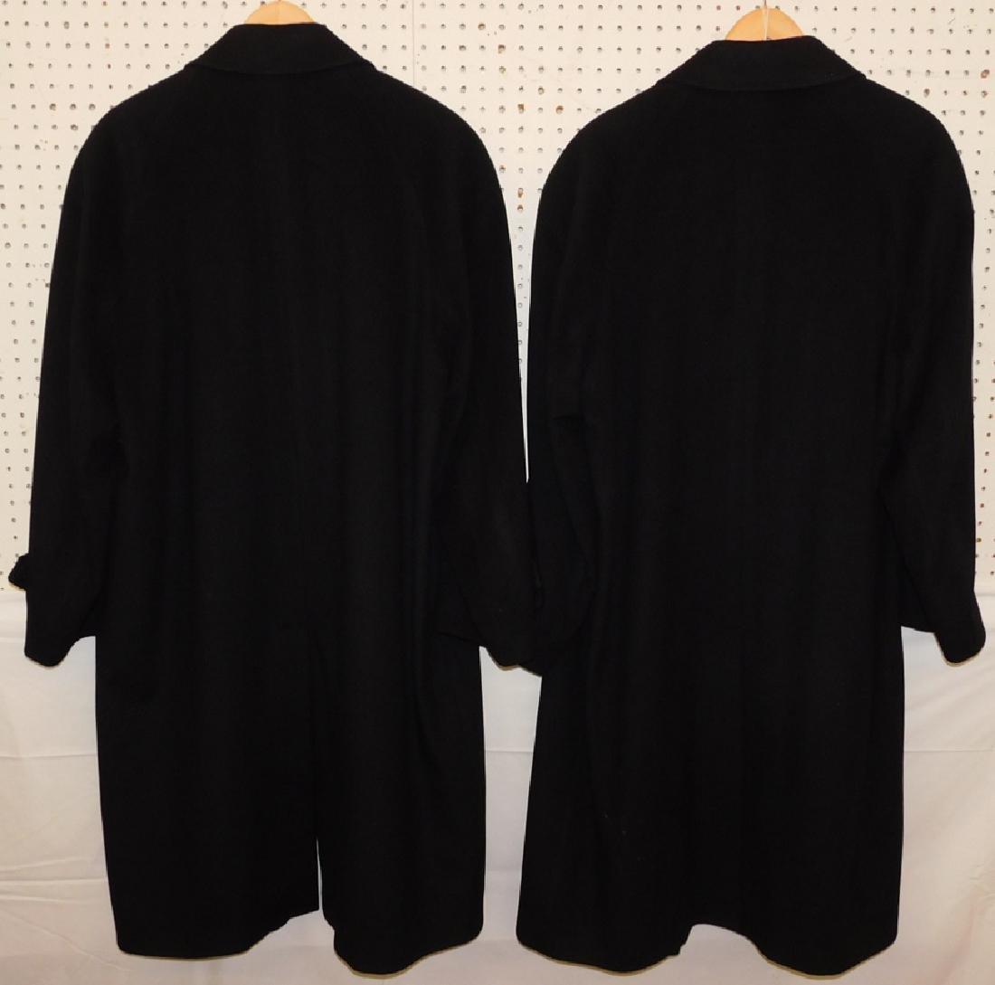 2 Guido De Medici cashmere dress coats - 4