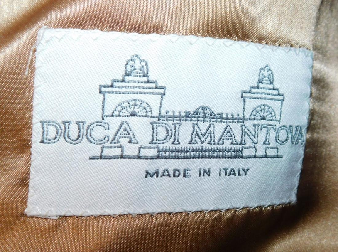 Duca Di Mantova cashmere dress coat - 3