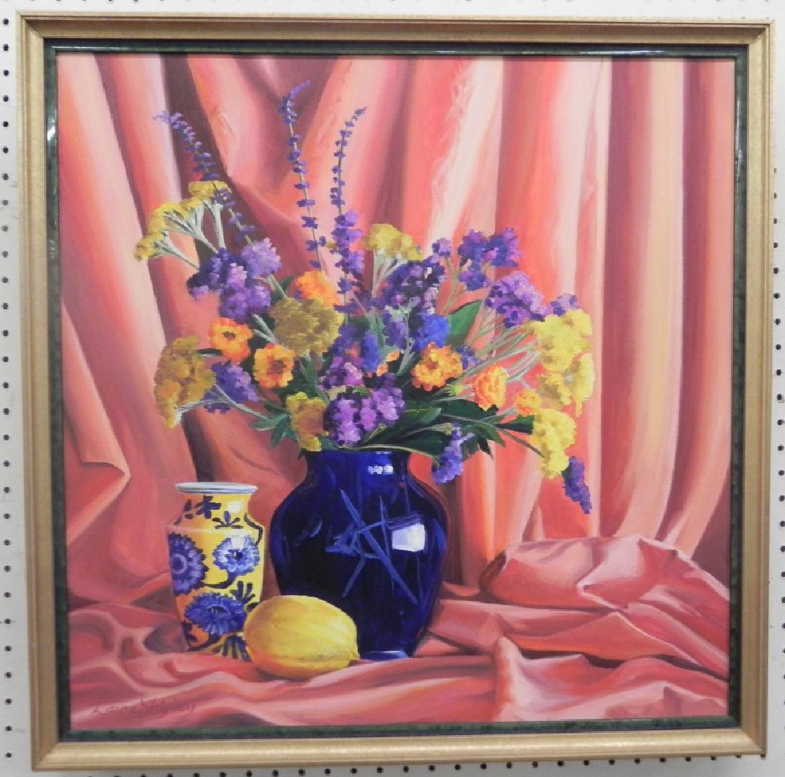 Laure Shipley Oil on canvas