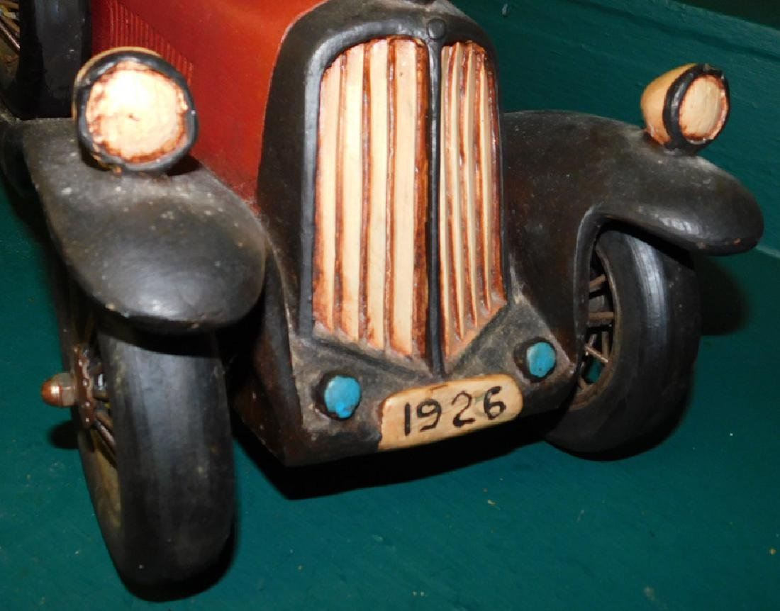 1926 English fiberglass Racer - Reproduction - 2