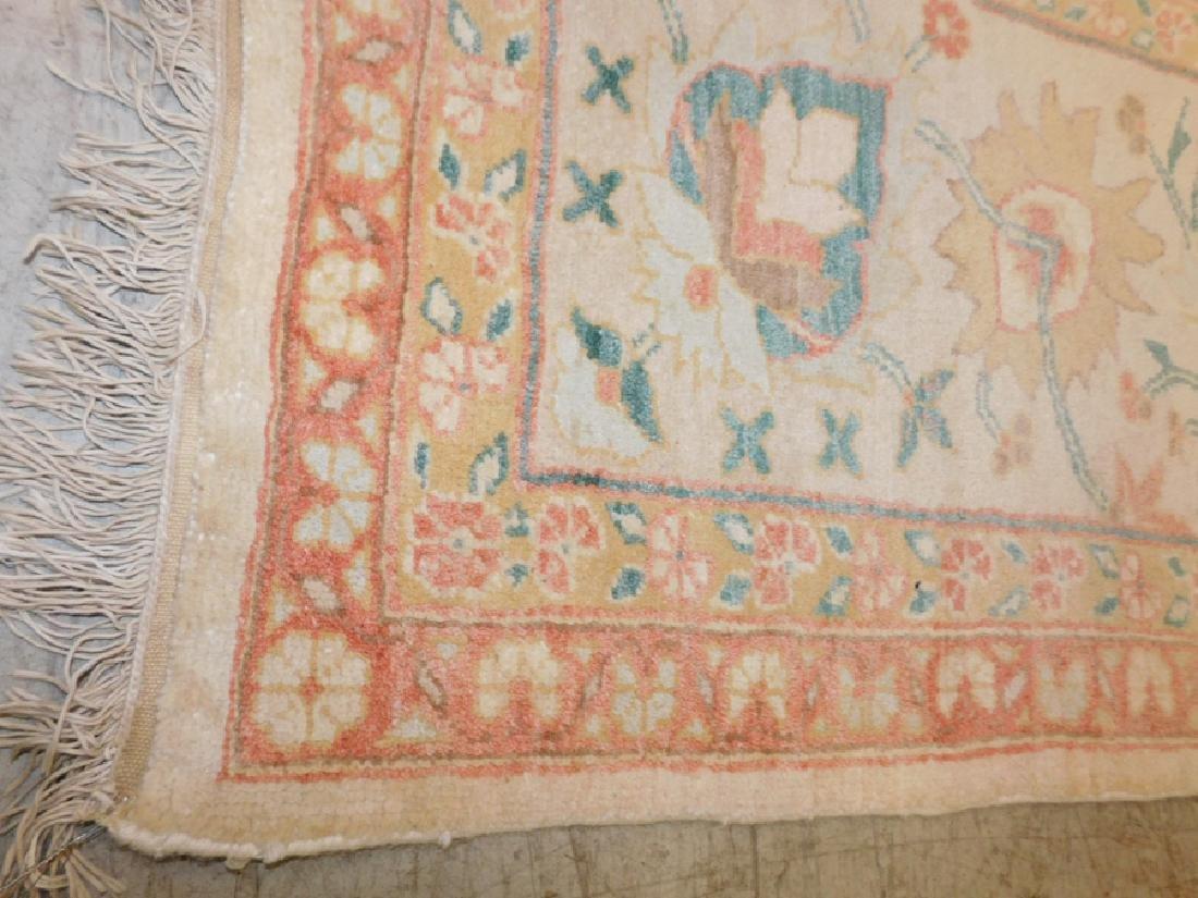 "13' X 9'7"" handmade oriental rug - 3"