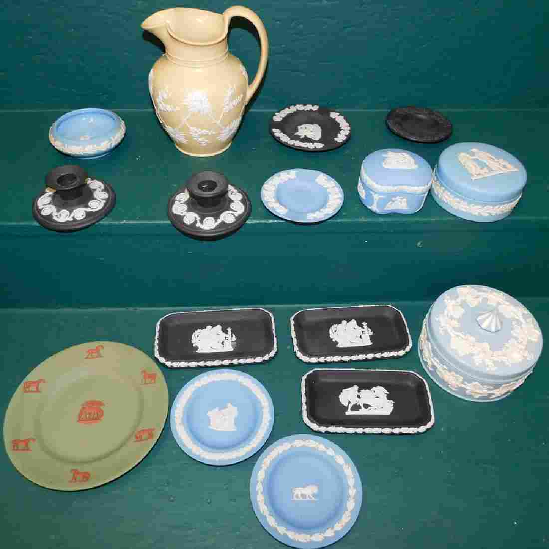 Collection 15 Pieces Of Wedgwood