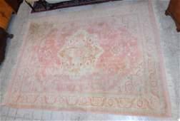 8 X 11 Antique Handmade Oriental Rug