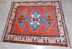 5 1 X 6 1 Antique Handmade Oriental Rug