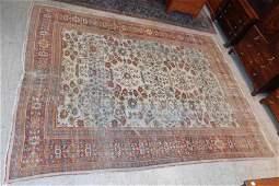 10 3 X 13 4 Antique Handmade Oriental Rug