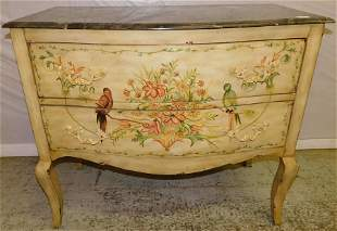 Lloyds Contemporary Painted MT commode