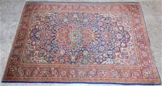 4 3 X 6 5 Antique Handmade Oriental Rug
