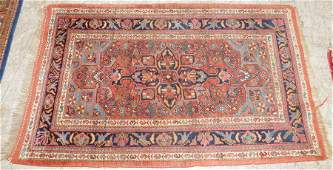 2 7 X 4 5 Antique Handmade Oriental Rug