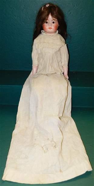 Antique Composition Head Doll