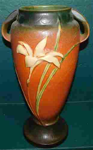 Roseville Zephyr Vase