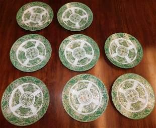 Lot 8 Fitzhugh Plates
