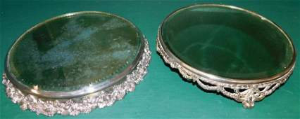 Two SP Mirrored Plateaus