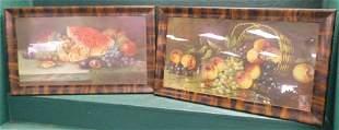 Two Framed Prints Still Life