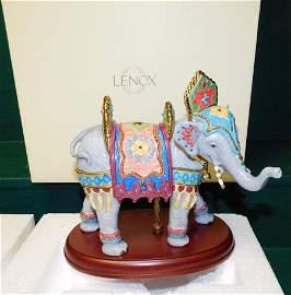 RAJ Carousel Elephant by Lenox