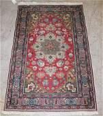 2 11 X 4 6 Antique Handmade Oriental Rug