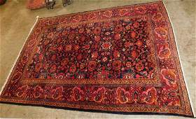 6 11 X 10 2 Antique Handmade Oriental Rug