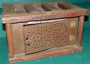 Burch Tin Punch Cricket Box