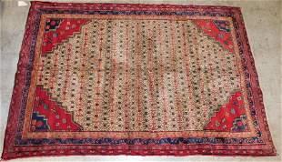 "6' 4"" X 9' 8"" Handmade Oriental Rug"