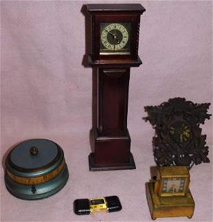 Lot Clocks